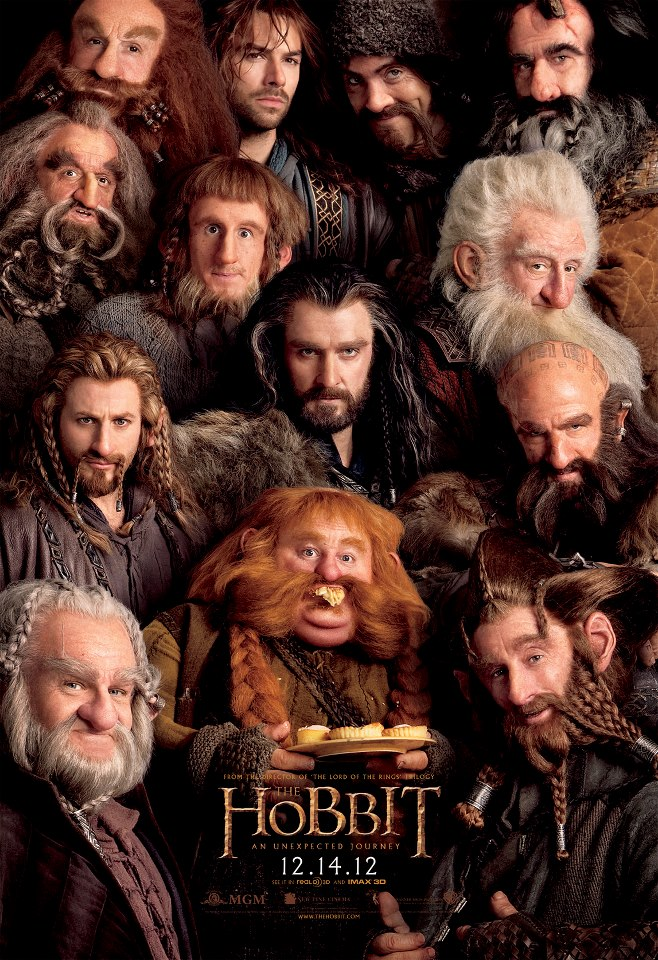 The Hobbit'den Yeni Afiş