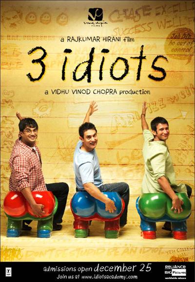 3 Ahmak / 3 Idiots
