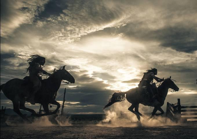 The Lone Ranger'dan Fragman
