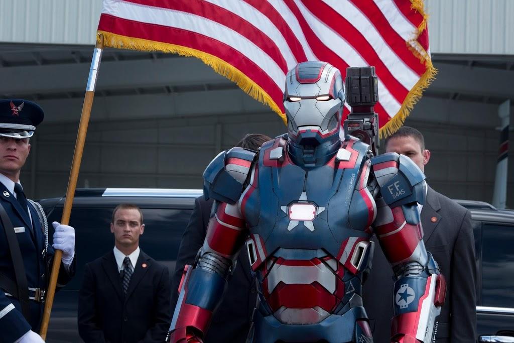 Iron Man 3'den Fragman ve İlk İzlenimler
