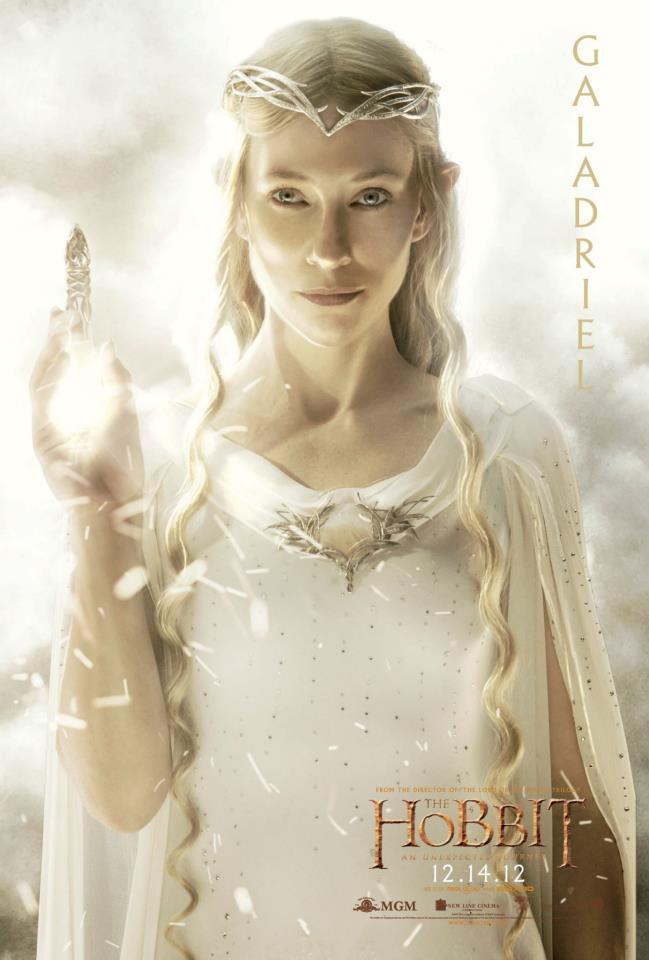 The Hobbit'den Karakter Posterleri