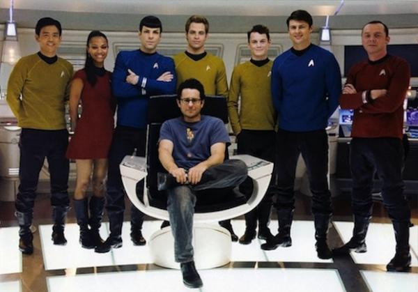 Star Trek Into Darkness'dan Fragman