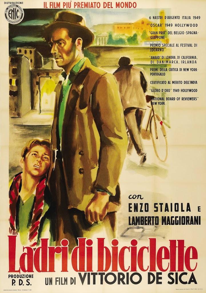 Bisiklet Hırsızları / Ladri di biciclette (1948)
