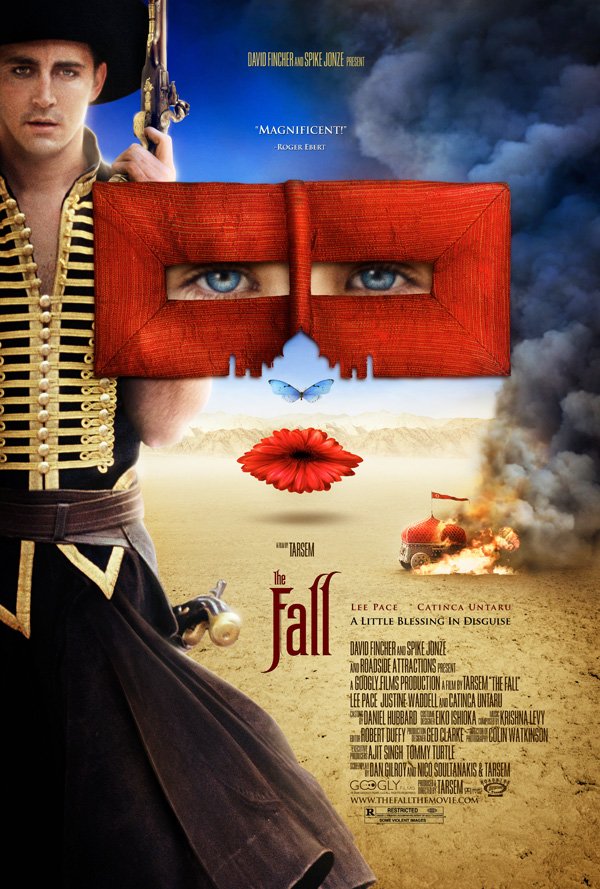 The Fall movie poster
