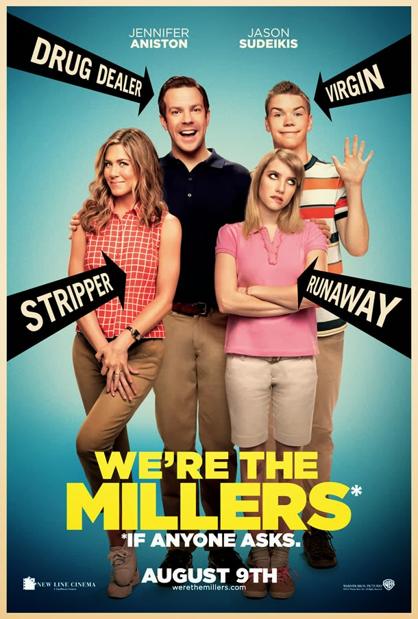 Bu Nasıl Aile! / We're the Millers (2013)