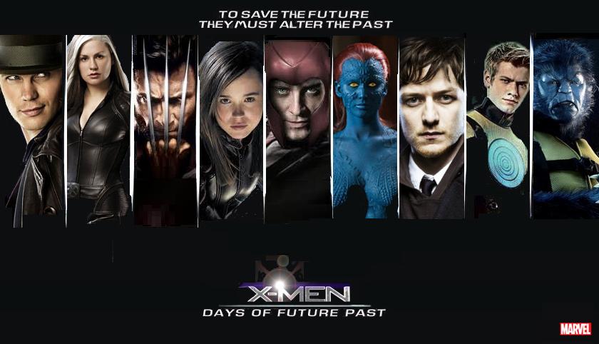 X-Men: Days of Future Past'dan İlk Fragman Yayınlandı.