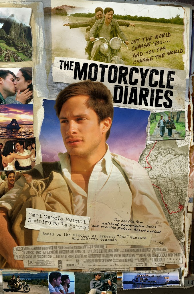 Motosiklet Günlüğü / The Motorcycle Diaries (2004)