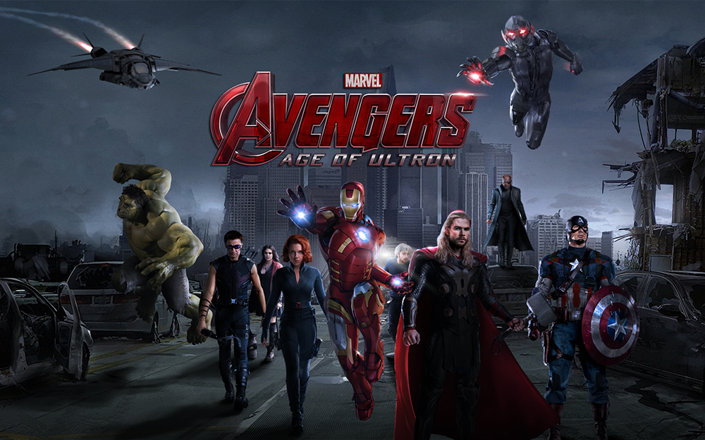 Avengers: Age of Ultron'dan İlk Fragman.