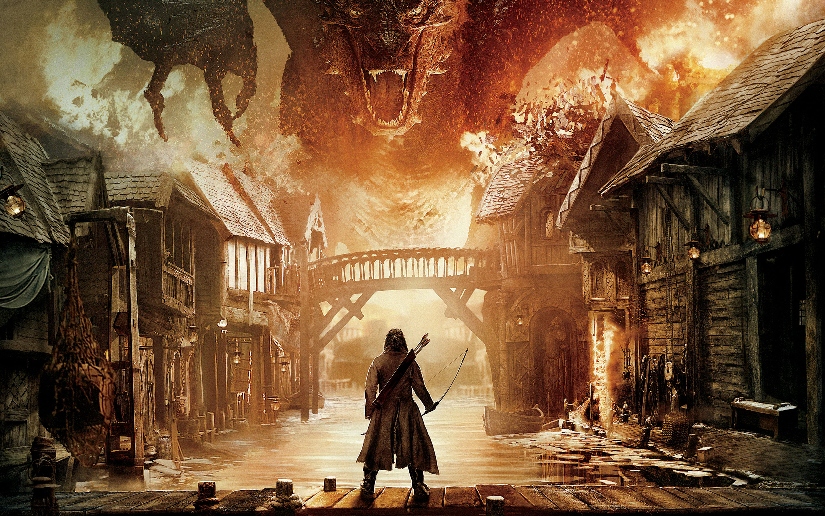 Hobbit: Beş Orduların Savaşı / The Battle of Five Armies