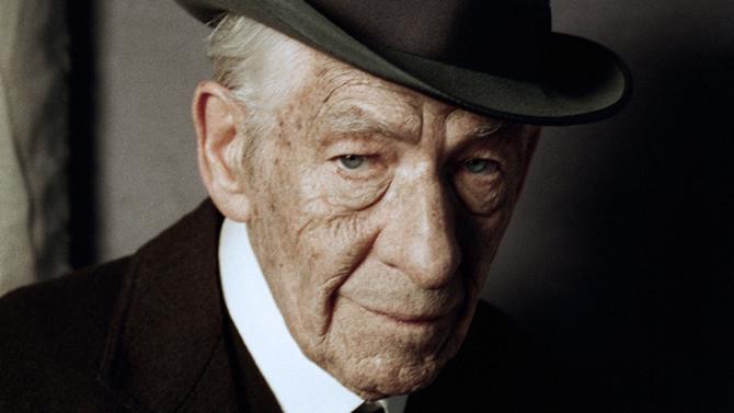 lan McKellen'lı Mr. Holmes'dan İlk Fragman Yayınlandı!