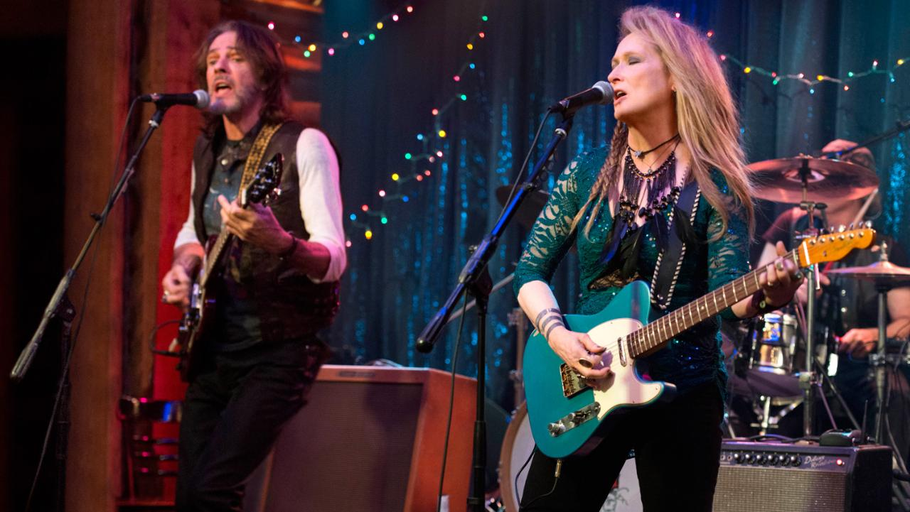 Sıradışı Anne / Ricki and the Flash (2015)