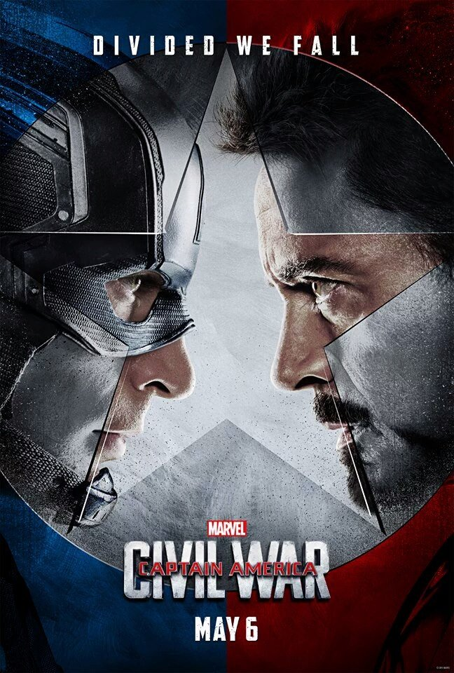 Captain America: Civil War'dan İlk Fragman Yayınlandı!