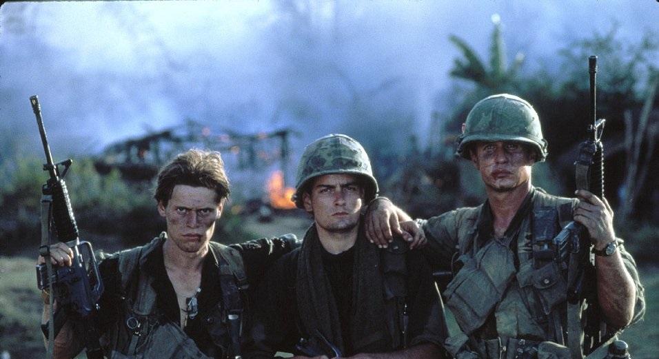 Müfreze / Platoon (1986)