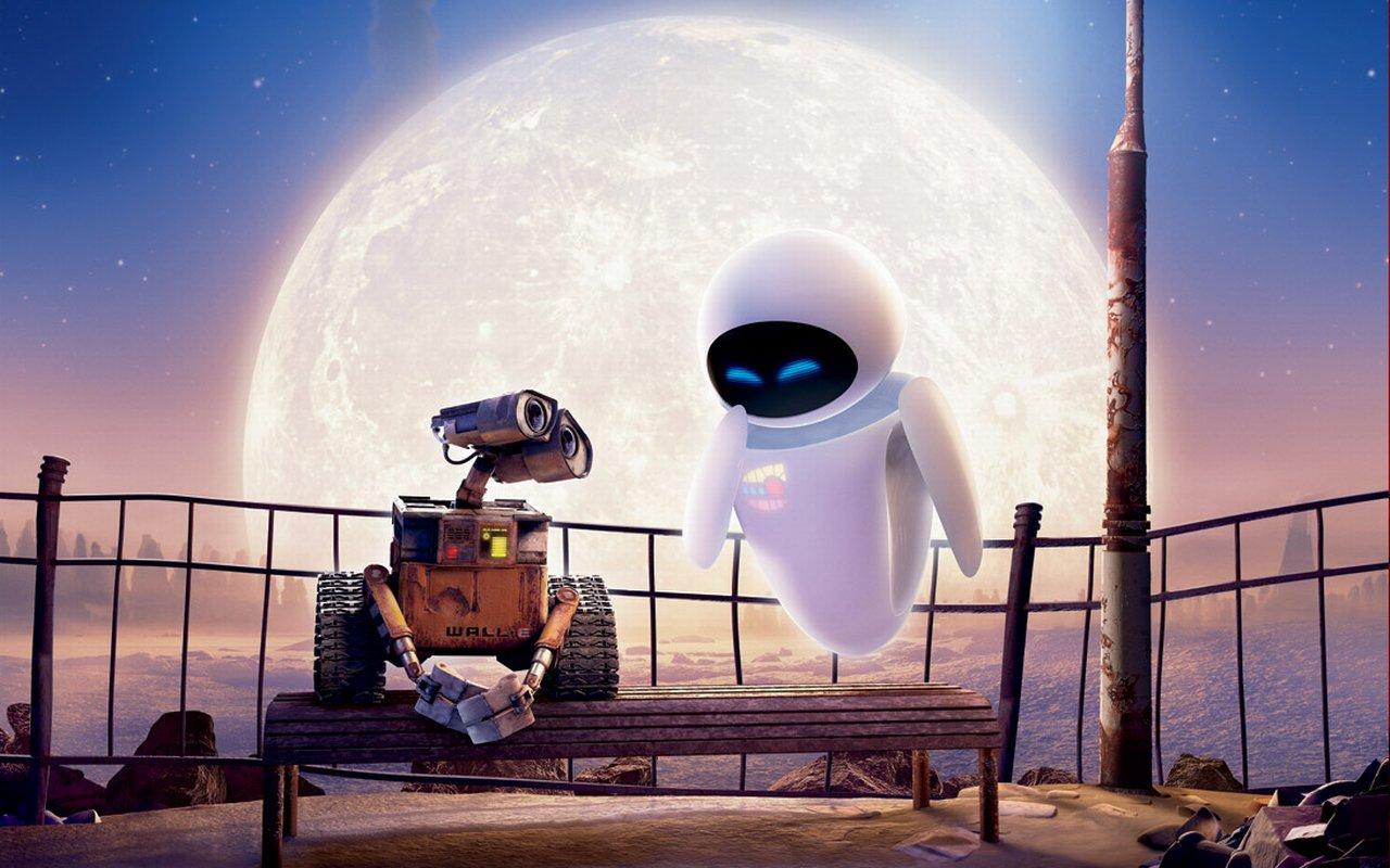 VOL·İ / WALL·E (2008)