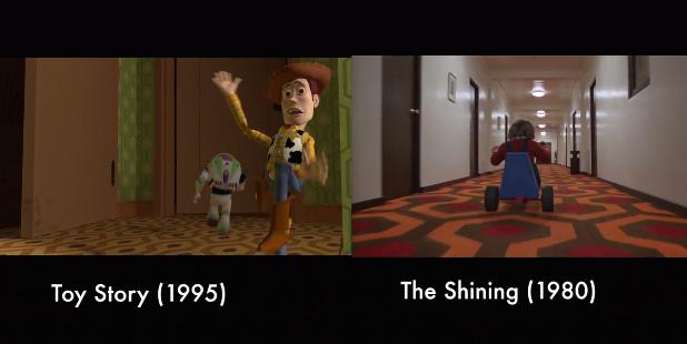Pixar Filmlerinden Sinema Tarihine Saygı Duruşu!