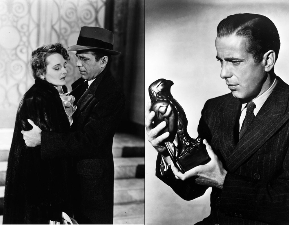 the maltese falcon -bdf