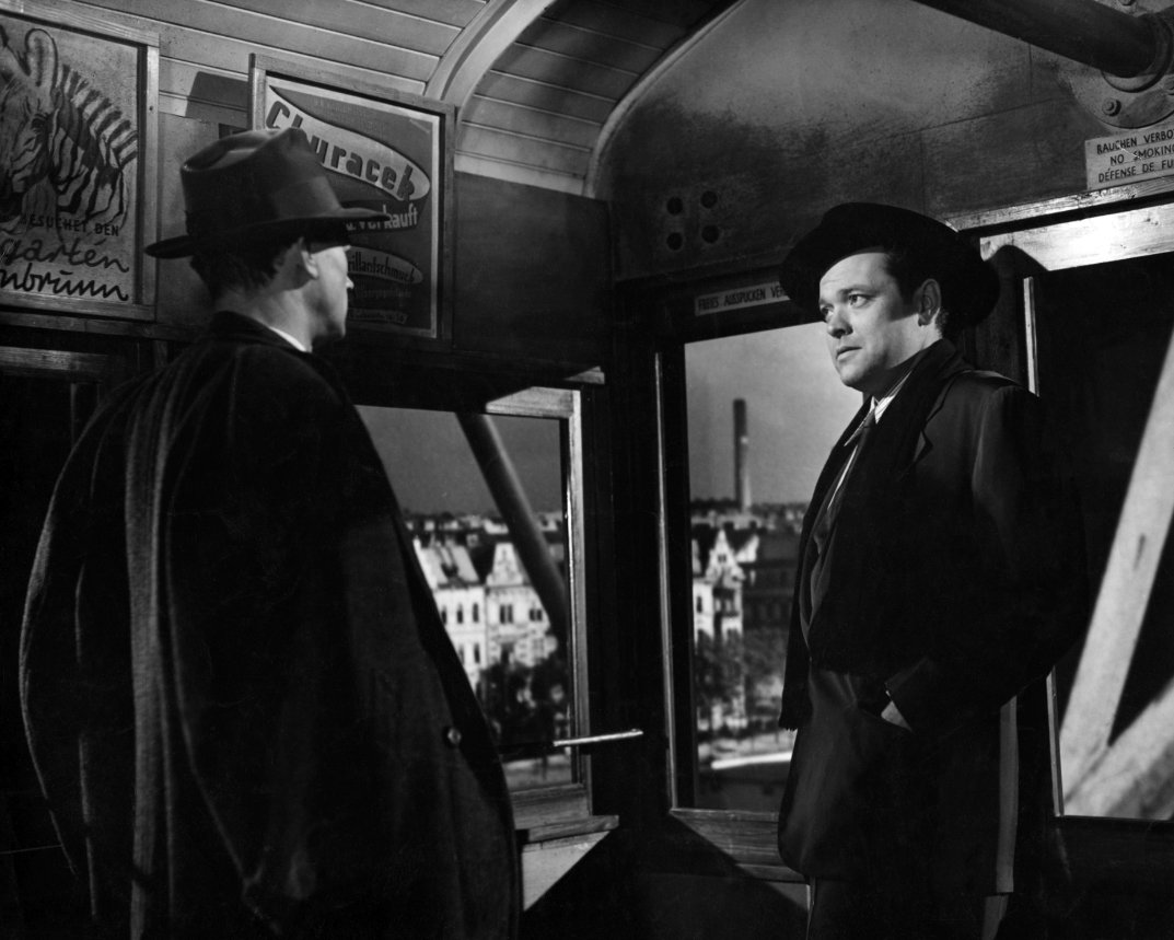 Üçüncü Adam Kim? / The Third Man (1949)