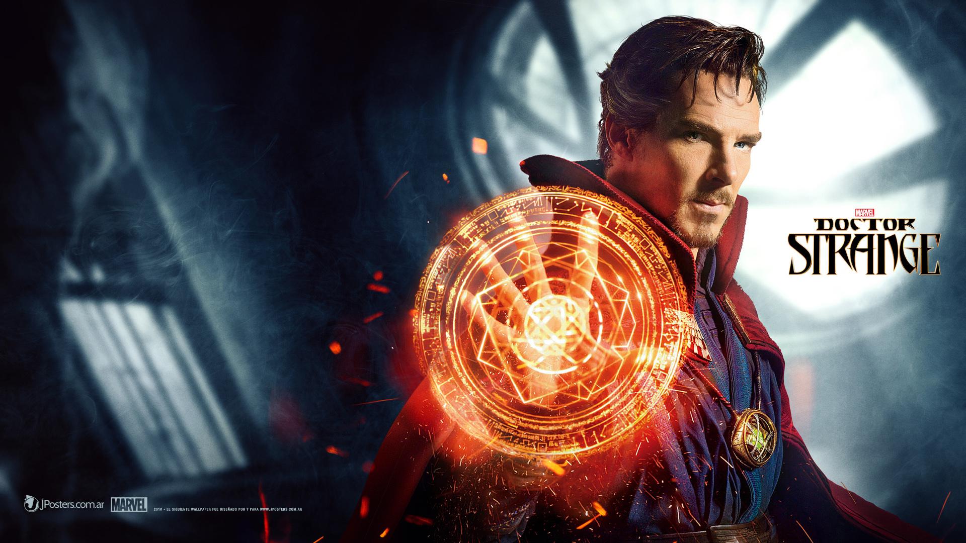 Doctor Strange'den Etkileyici İlk Fragman Yayınlandı!