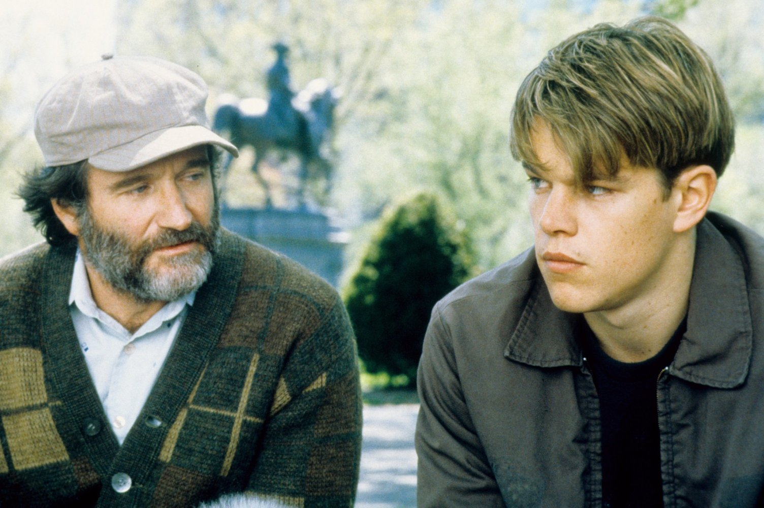 Can Dostum / Good Will Hunting (1997)