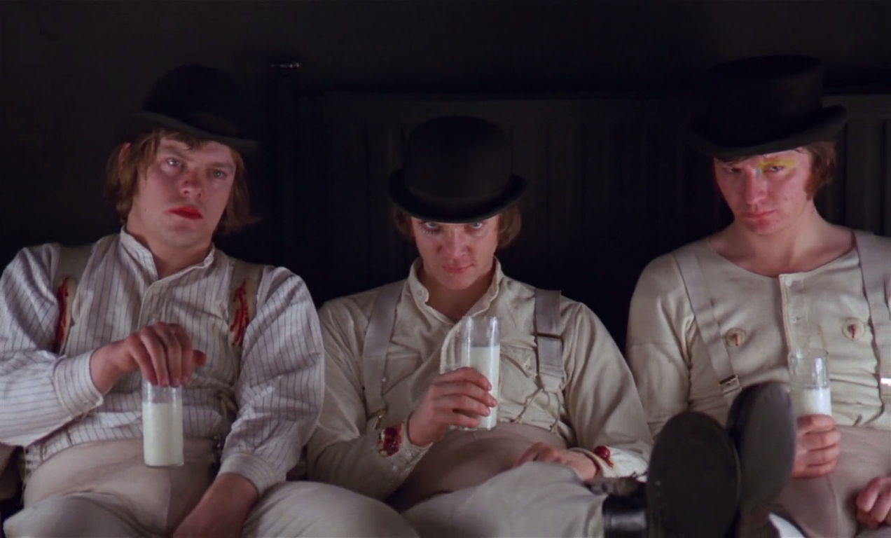 Otomatik Portakal / A Clockwork Orange