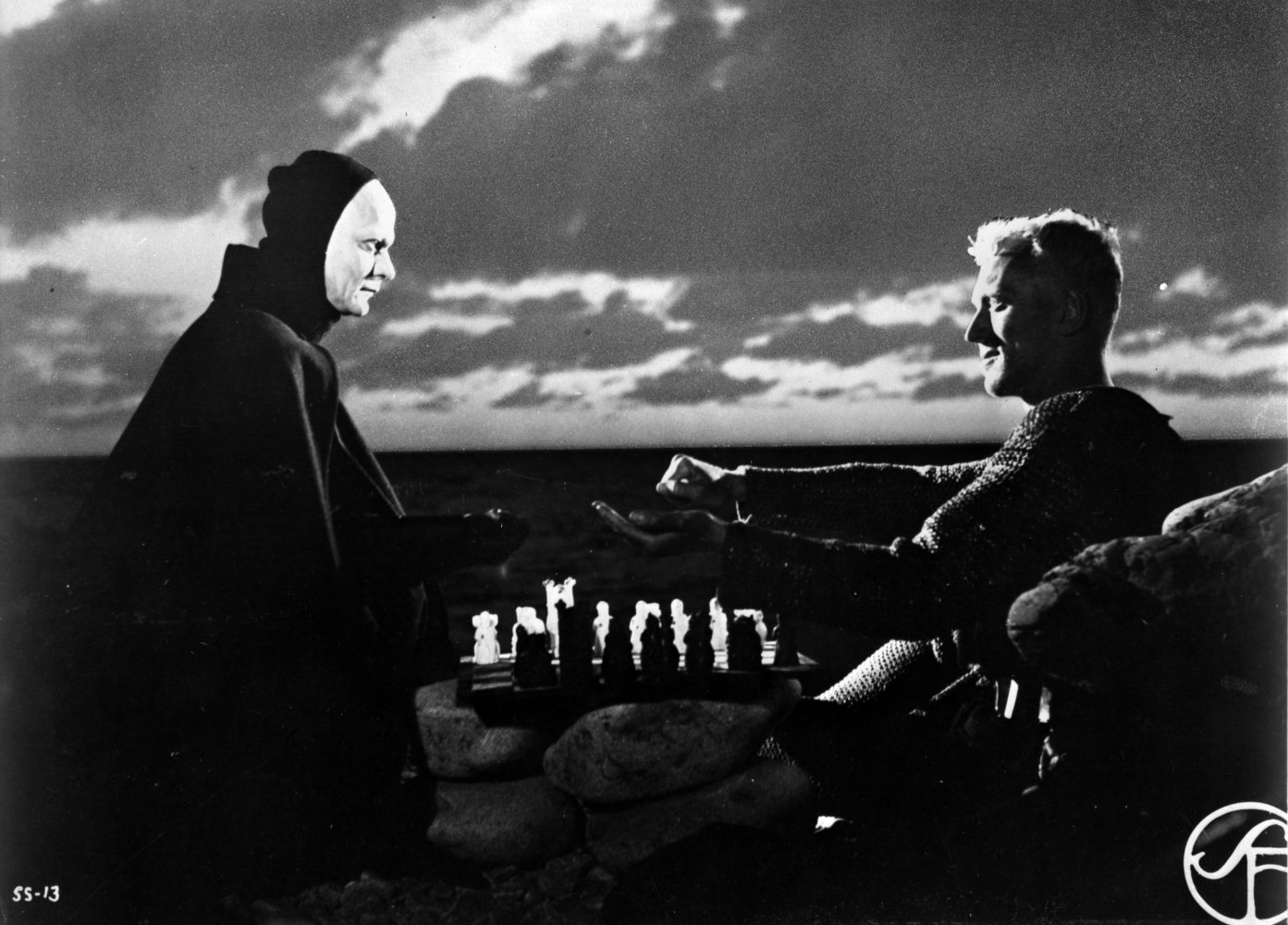 The Seventh Seal / Yedinci Mühür (1957)