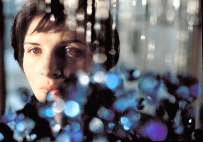Trois couleurs: Bleu / Üç Renk: Mavi (1993)