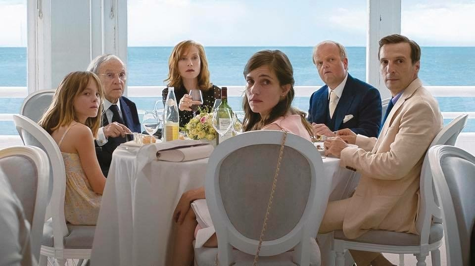 Haneke'nin Happy End Filminden İlk Fragman!