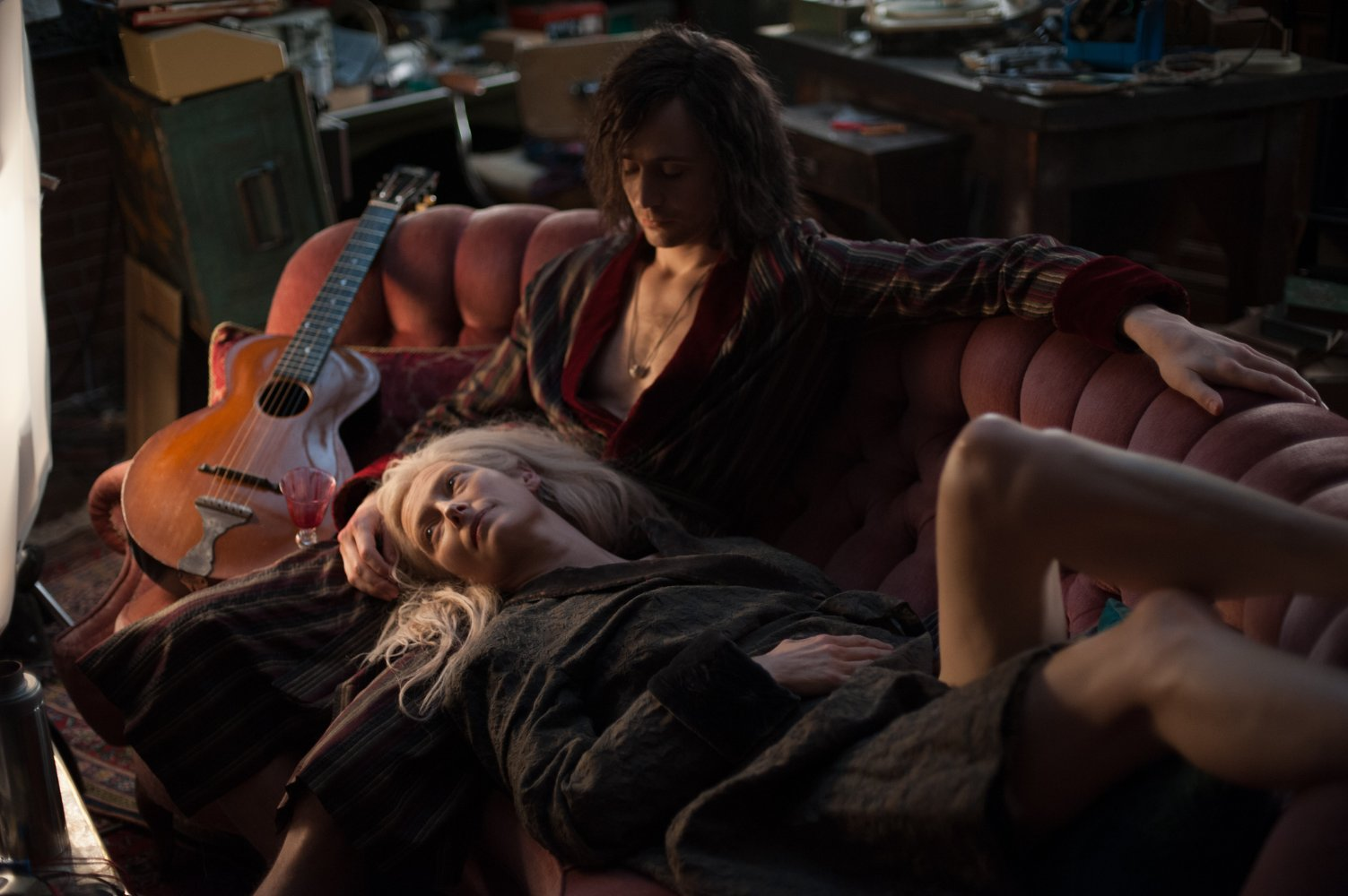 Only Lovers Left Alive (2013): Sıkıcı ve Vasat Zombiler