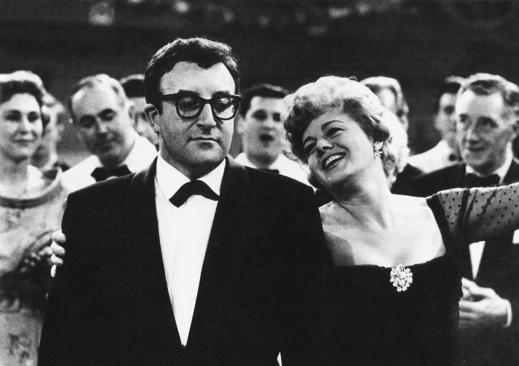 Lolita - Peter Sellers and Shelley Winters