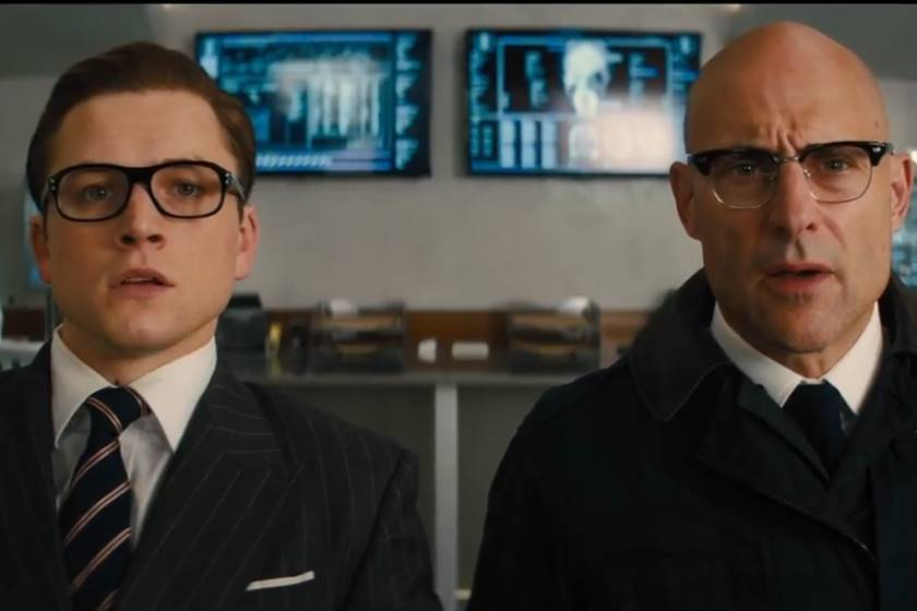 Kingsman: The Golden Circle / Altın Çember (2017)