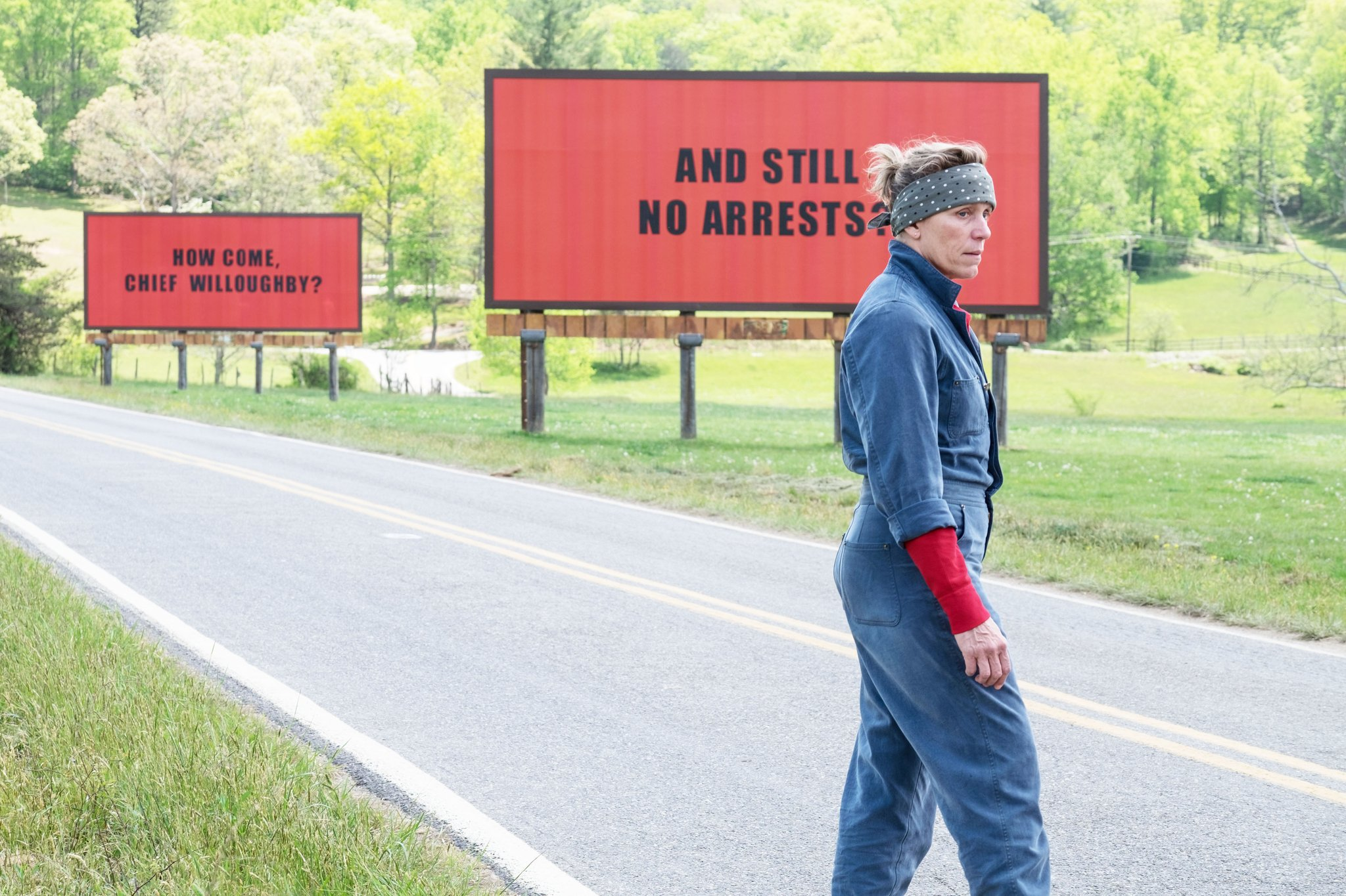 Three Billboards Outside Ebbing, Missouri (2017): Çarpıcı Bir Adalet Arayışı