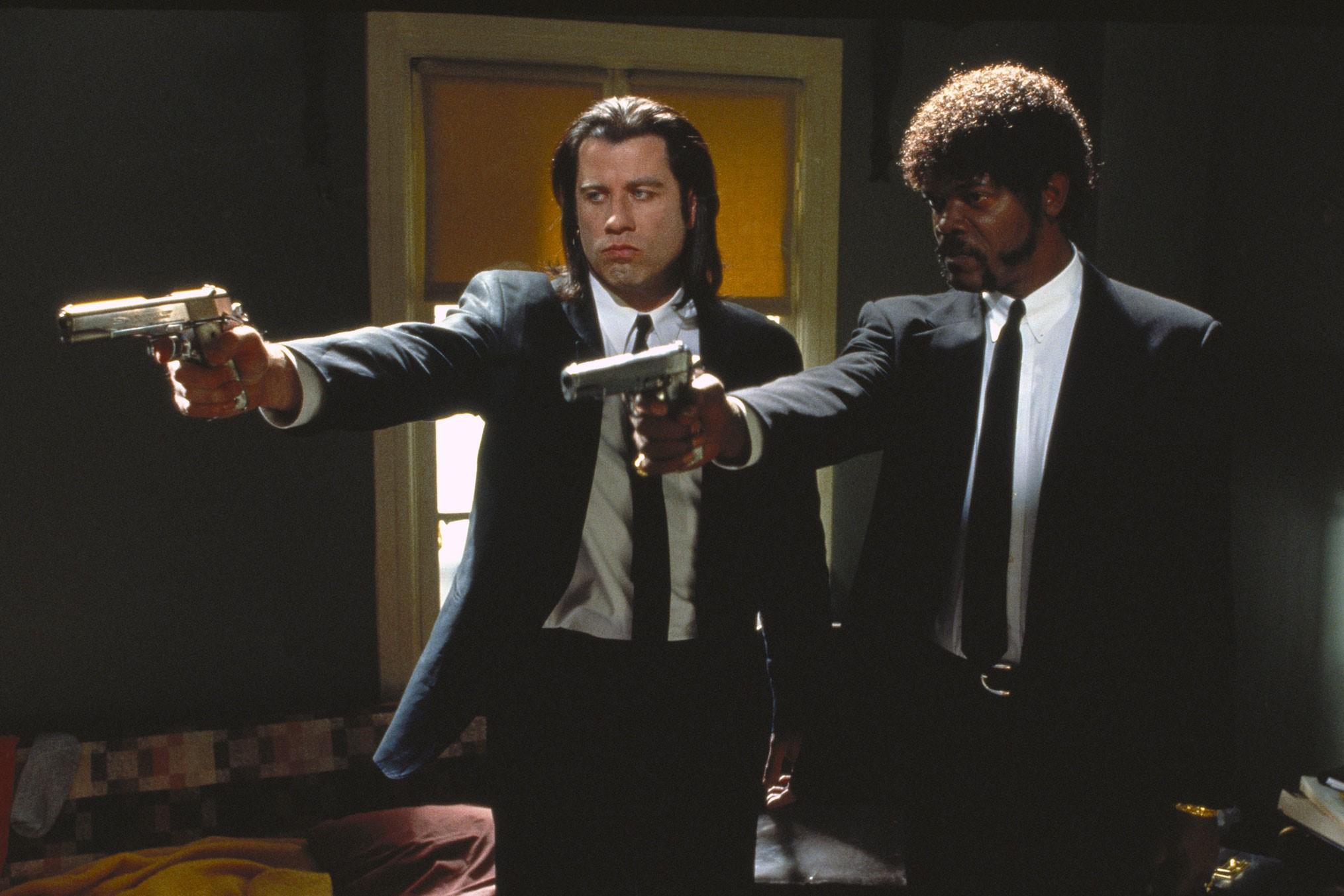 Pulp Fiction (1994): Postmodern Sinemanın En İyi Örneği