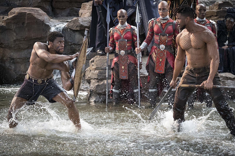 Black Panther (2018): Keşfedilmemiş Bir Krallığın Hikayesi