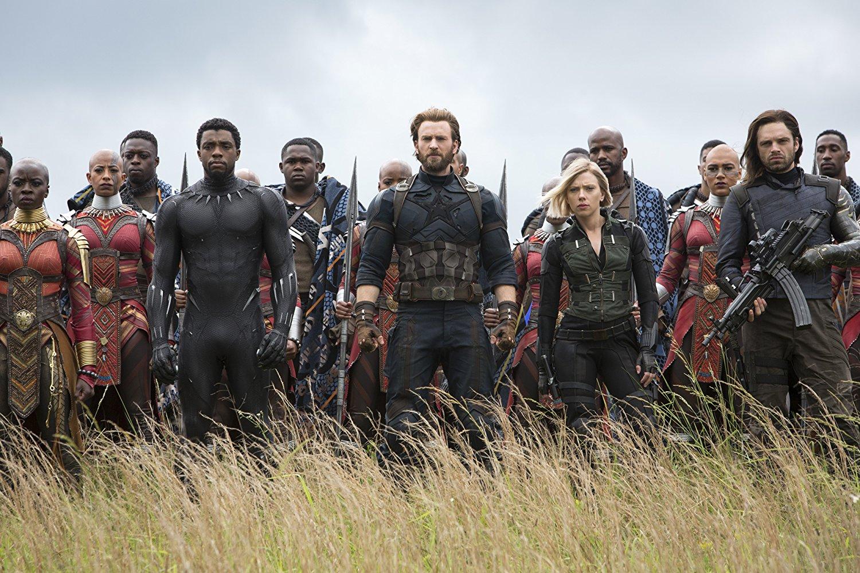 Avengers: Infinity War (2018): Thanos ve Diğerleri