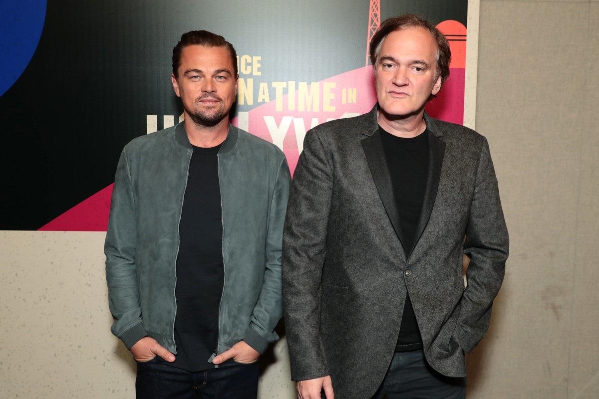 Tarantino: En Heyecan Verici İkiliyi Oluşturduk.
