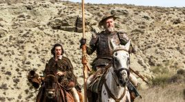 The Man Who Killed Don Quixote(2018): Bir Modern Zaman Don Kişot'u