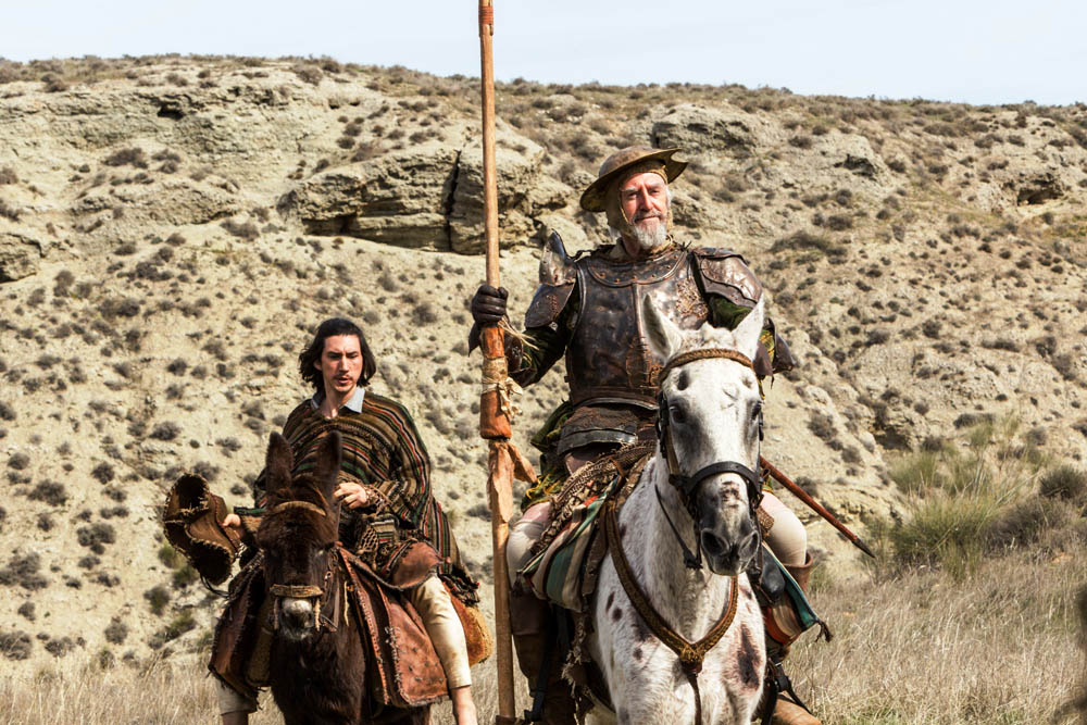 The Man Who Killed Don Quixote (2018): Bir Modern Zaman Don Kişot'u