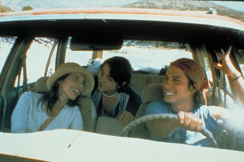 Y tu mamá también (2001): Bir Kadına ve Cennetine Yolculuk