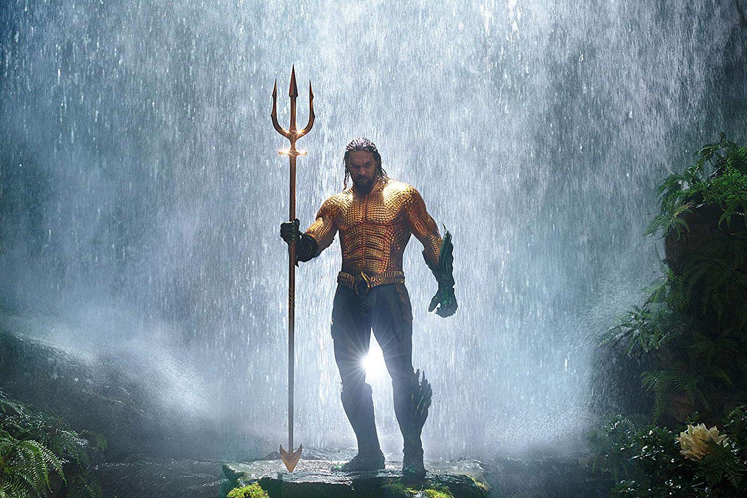 Aquaman (2018): Su Altı Çılgınlığı