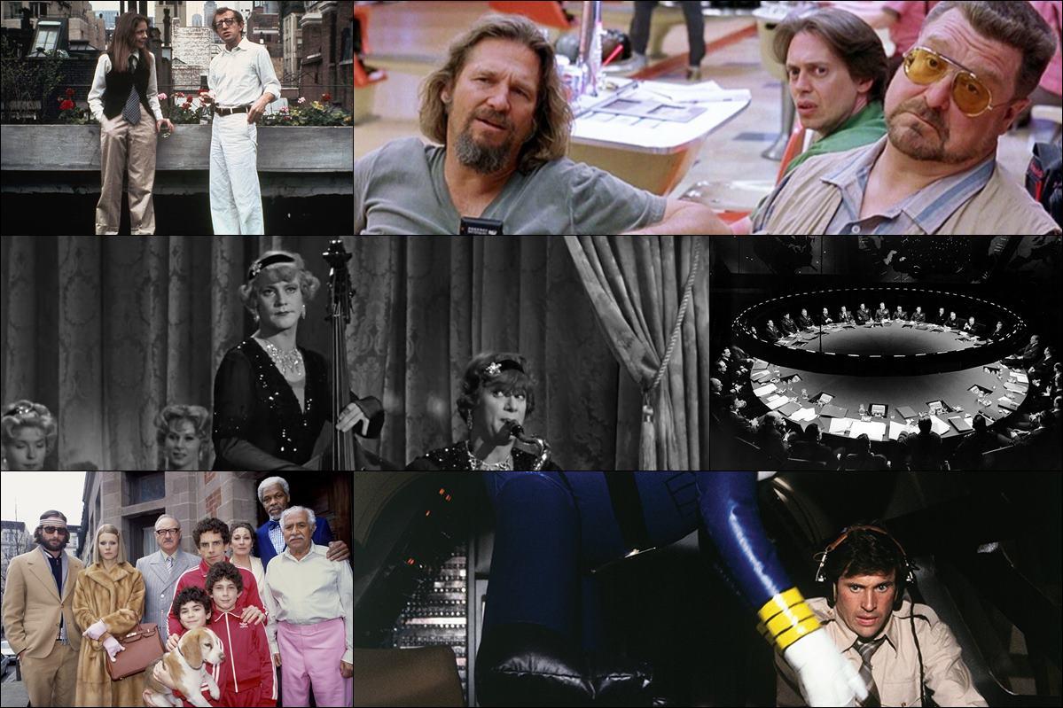 BBC'ye Göre Tüm Zamanların En İyi 100 Komedi Filmi