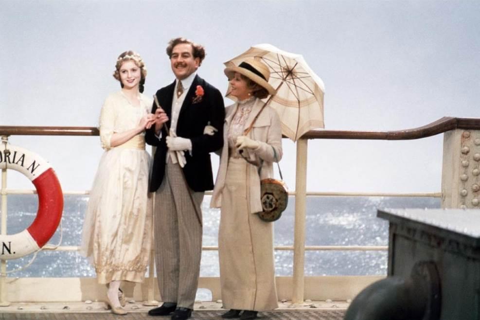 E la nave va (1983): Nino Rota'yı Yolculuğa Çıkaran Gemi