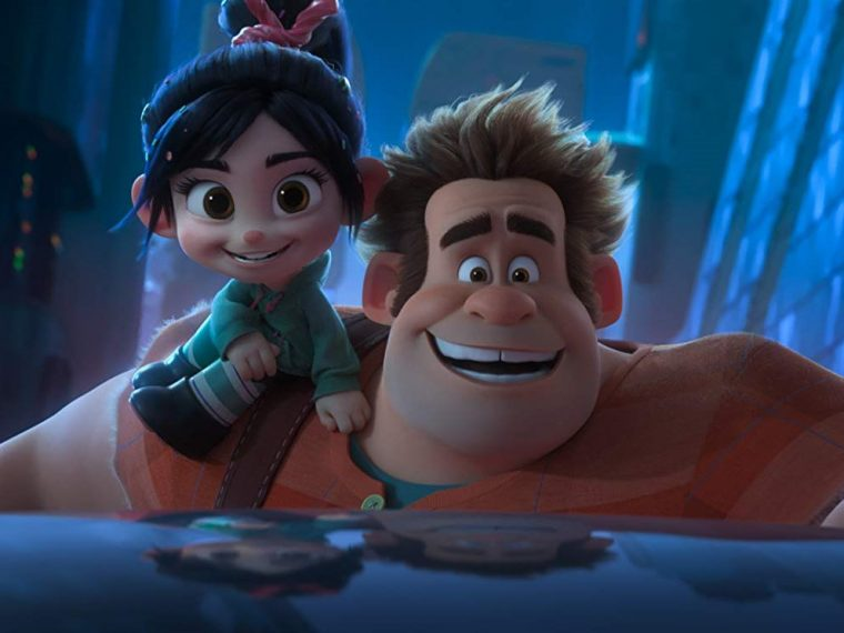 ralph breaks the internet, ralph ve internet