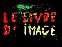 Le livre d'image – the image book – imgeler ve sözcükler