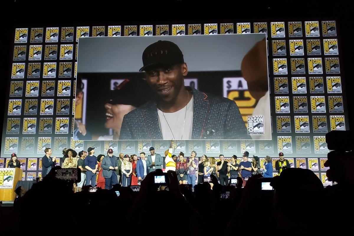 San Diego Comic-Con: Marvel Paneli