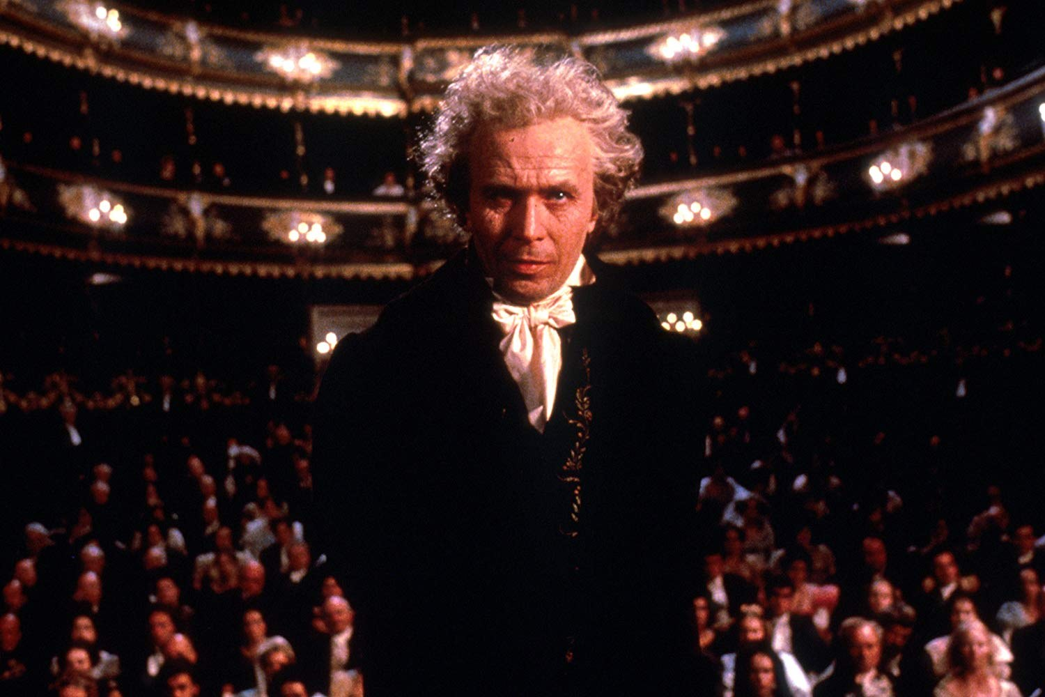Immortal Beloved (1994): Lanetli Bir Maestro, Hasta Bir Dahi
