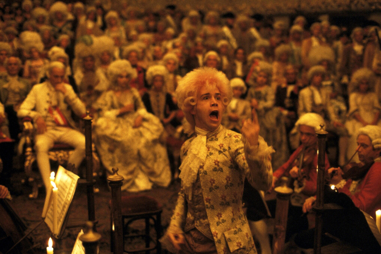 Amadeus (1984): Bir Delikanlı Kadar Genç, Bir Yaşlı Kadar Bilge
