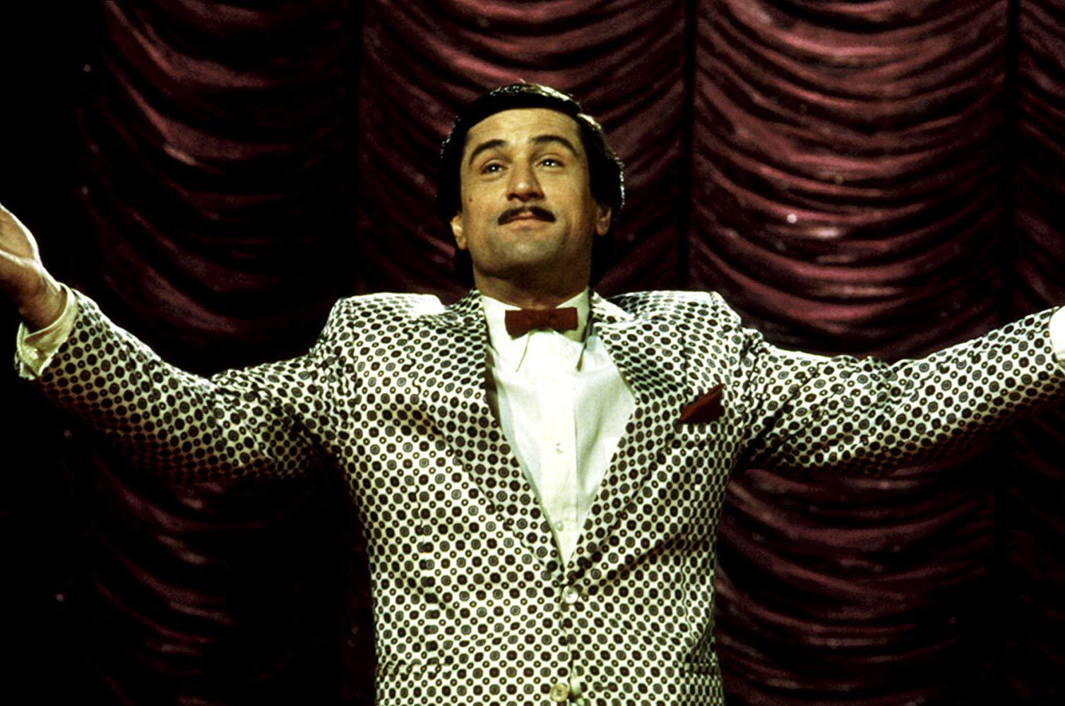 The King of Comedy (1982): Seyircinin Hayrına Tek Gecelik Krallık