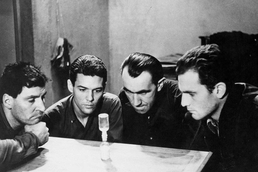 Le trou (1960): Düzendeki Delik