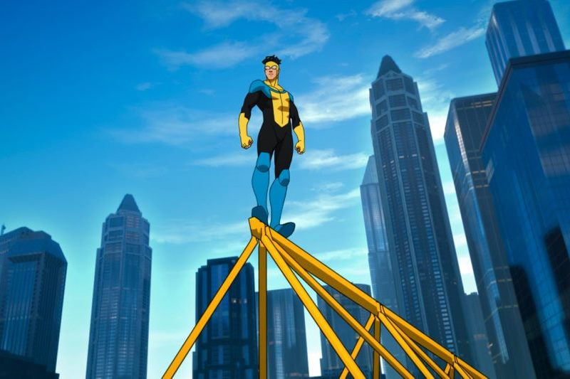 Invincible (2021): Aranan Kan